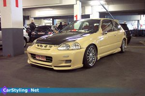 Honda Civic  old school