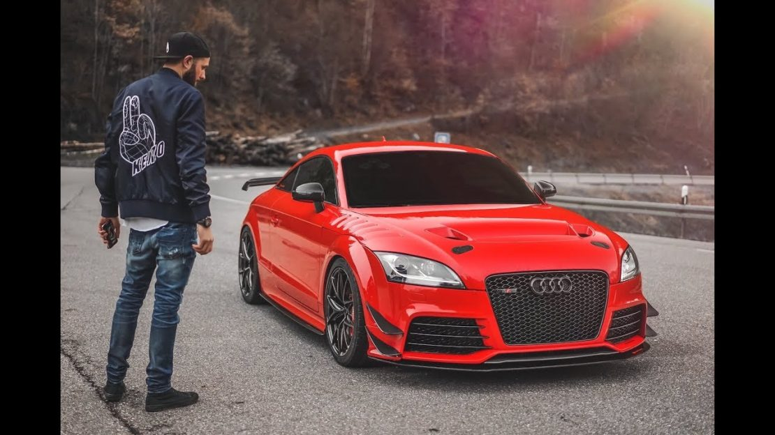 Insanity! AUDI TT RS with 700 HP! » Trenchracing :: Street racing ...