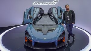 NEW McLaren Senna First Look & Exhaust Sound!