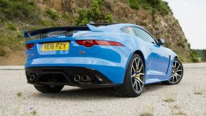 Jaguar F-Type SVR Review: The Best V8 Exhaust Noise Money Can Buy