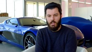 Rimac vs Tesla? Mate Rimac talks Concept 2, future or hypercar.