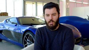 Rimac vs Tesla? Mate Rimac talks Concept 2, future or hypercar.