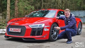 Supercharged R8 V10 Beware! | TEST DRIVE