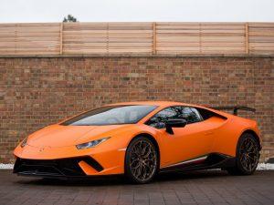 2017 Lamborghini Huracán – Performante