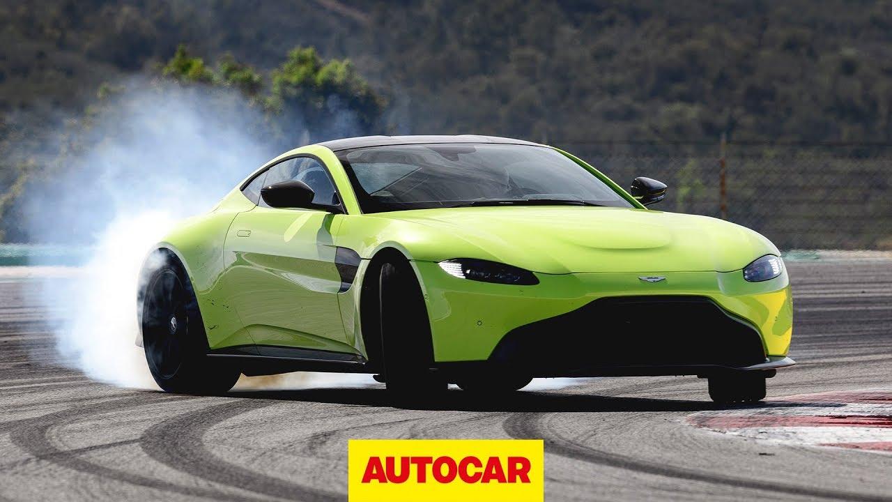Aston Martin Vantage 2018 » Trenchracing :: Street racing car community.