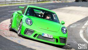 Porsche GT3 | NURBURGRING