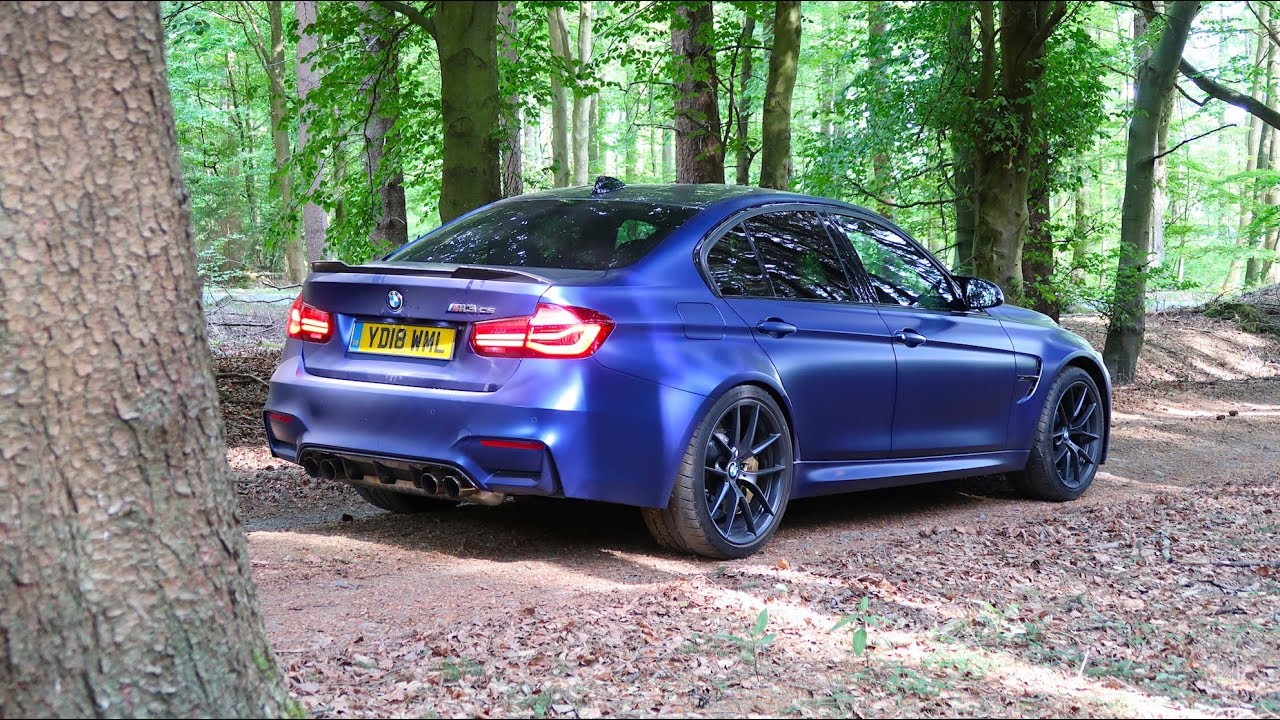 BMW M3 CS REVIEW *ULTIMATE M3* 2018 » Trenchracing ...