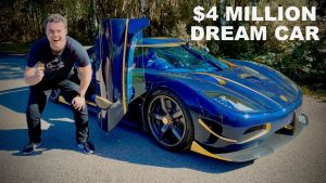 $4 MILLION DOLLAR DREAM CAR!! *KOENIGSEGG AGERA RS*