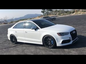 2016 Stage 3 Audi S3 – Well, that is fast!