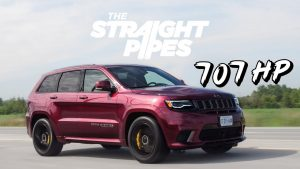 2018 Jeep Trackhawk Review – The SUV That's Quicker Than a Supercar