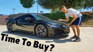 WHY Would Anyone BUY The 'New' Acura NSX?