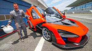 Hypercar $1 Million Mclaren Senna Is The BEST Car In The World