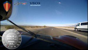 Insanity: Koenigsegg Agera RS hits 284 mph