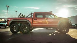 The Most Expensive Raptor on Earth! *6×6*