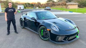 2019 Porsche GT3RS Review – The Best Car Under $200,000?