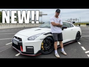 COLLECTING BRAND NEW 2020 NISMO GTR!!