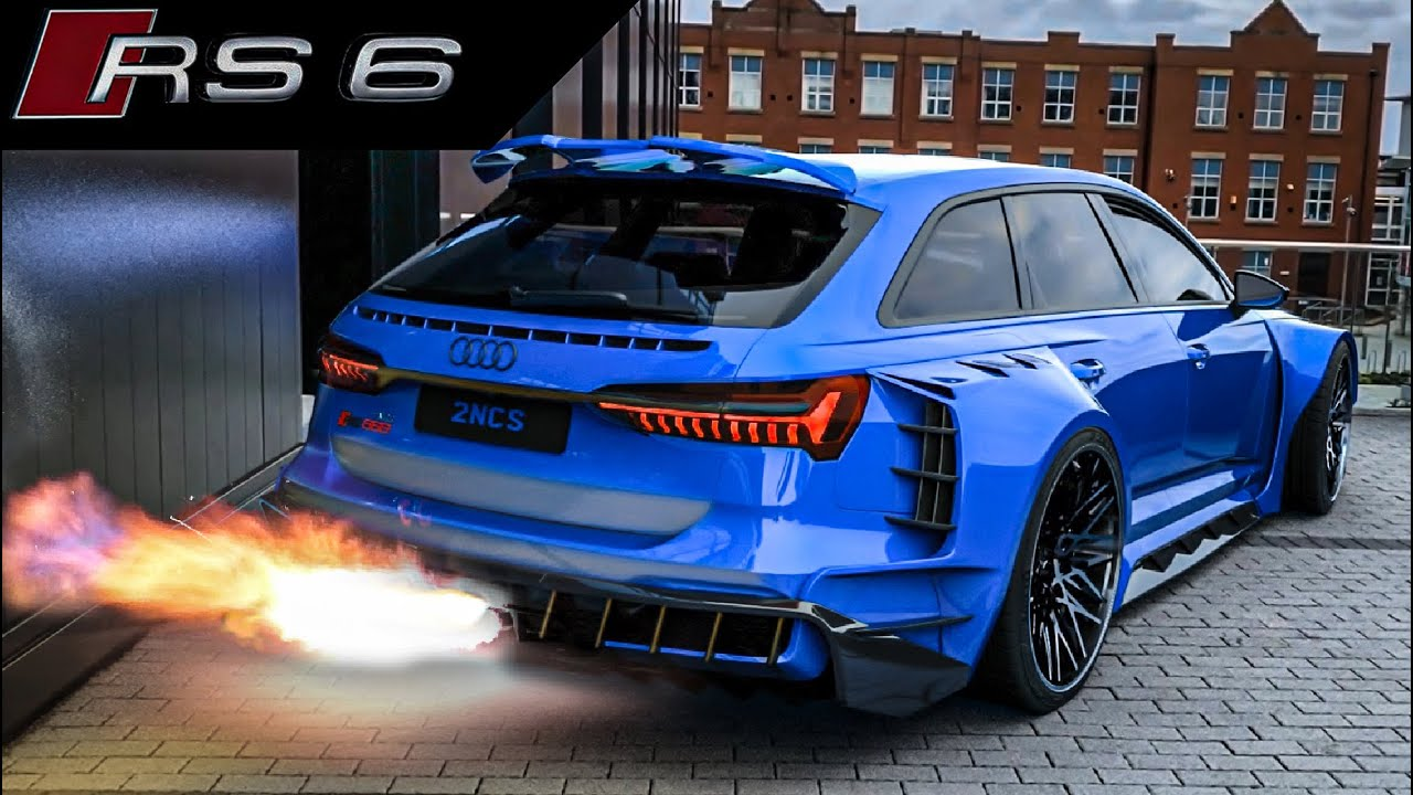 RS6 FROM HELL  |  2020