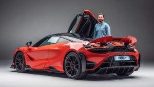 Take a look at this new McLaren 765LT, exhaust friendly :)